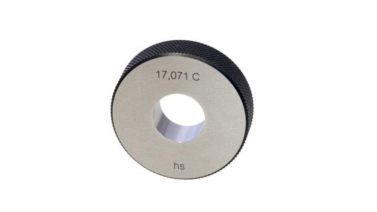 Einstellring DIN 2250 C aus Lehrenstahl